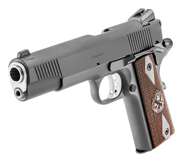 1911 Loaded .45 Acp Handgun