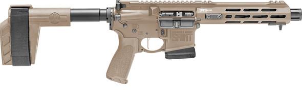 Saint® Victor 5.56 Ar-15 Pistol – Desert Fde, Low Capacity