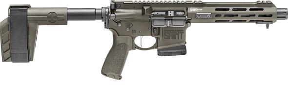 Saint® Victor 5.56 Ar-15 Pistol – Od Green, Low Capacity