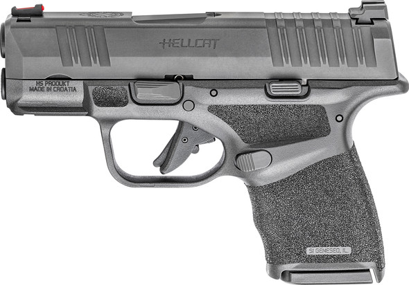 Hellcat® 3″ Micro-Compact 9mm Handgun W/ Fiber Optic Sight