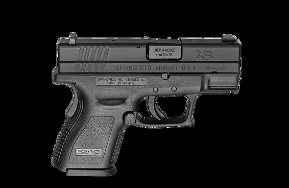 Xd® 3″ Sub-Compact 9mm Handgun, Low Capacity