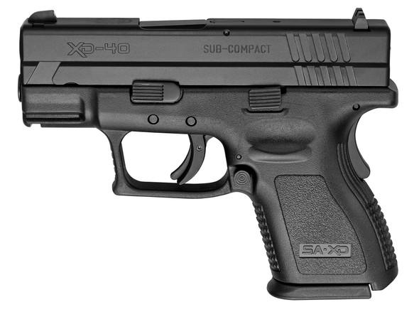 Xd® 3″ Sub-Compact .40 Sw Handgun, Low Capacity