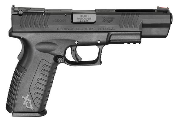 "Xd-M® 5.25"" Competition Series Handgun, Low Capacity .45 ACP Black"