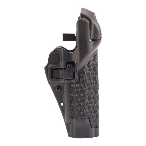 Blackhawk SERPA Level 3 Auto Lock Duty Basketweave Finish Holster, Right Hand