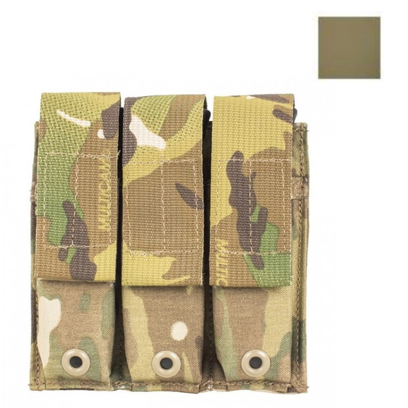 First Spear Magazine Pocket, Triple, 6/9