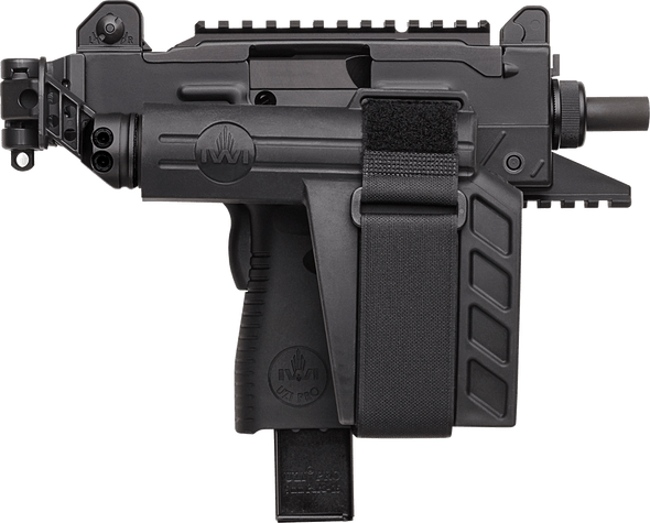 UZI Pro Pistol with Stabilizing Brace