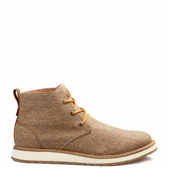 Kodiak Men's Dark Gold Chase (Waxed Canvas) Water Resistant Chukka Boot