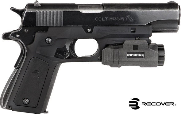 Recover Tactical CC3H 1911 Grip and Rail System