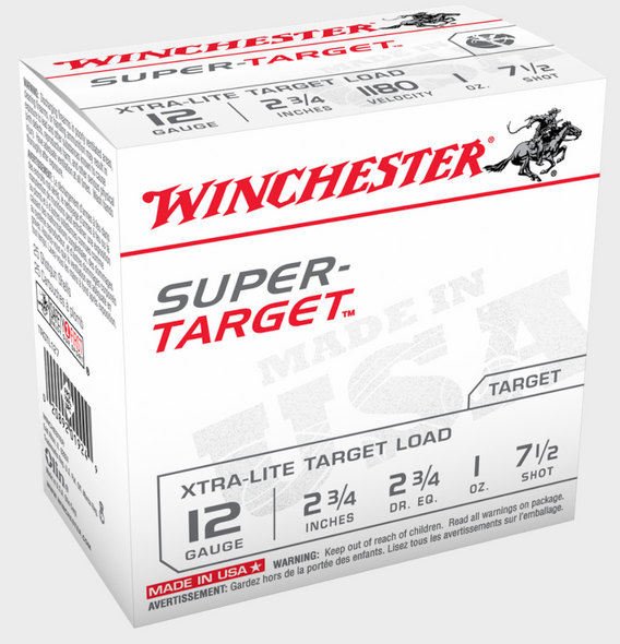 """Backed by generations of legendary excellence, Winchester """"USA White Box"""" stands for consistent performance and outstanding value, offering high-quality ammunition to suit a wide range of hunter's and shooter's needs."""