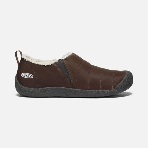KEEN Men's Howser Demitasse/Pristine Slide Slippers - 1021958
