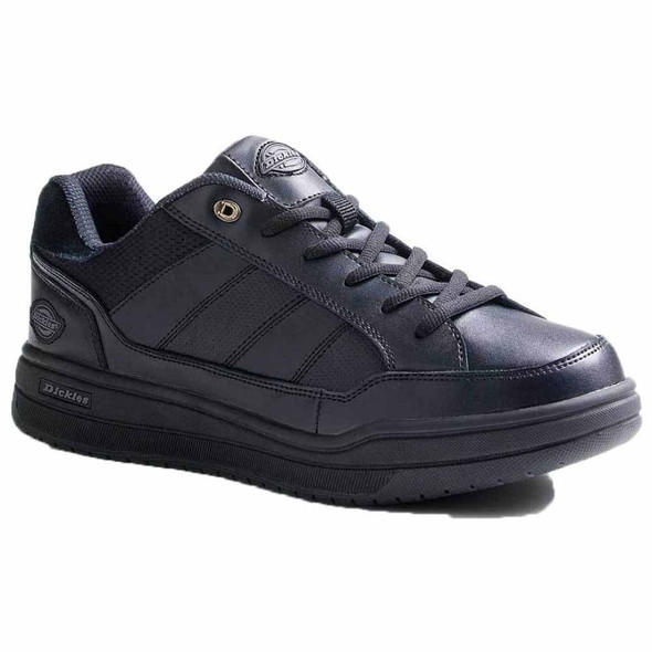 Dickies Women's Athletic Skate Shoe Black - Size 060M