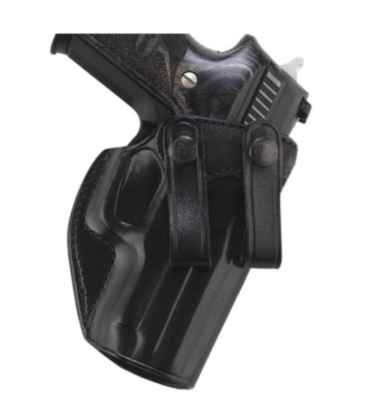Galco Summer Comfort Inside Pant Holster (Black), 9mm Kimber Solo, Right Hand