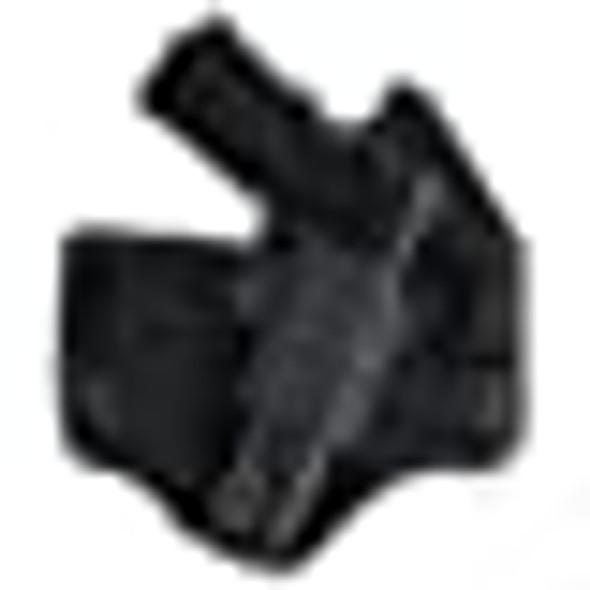 Galco KT225B Kingtuk Inside the Waistband Gun Holster for Glock 22, Left, Black