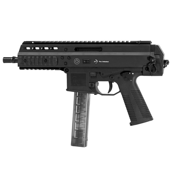 B&T 9mm Pistol APC9 Classic limited edition with Switzerland Serial numbers