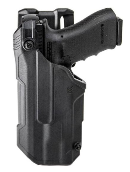 Blackhawk 44N661BK L3D T-Series LB Holster, Sig P320 TLR 1/2 & Sig P320/P250/M17/M18