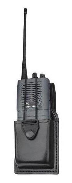 Gould & Goodrich B652-1 Universal Swivel Radio Case (Black)