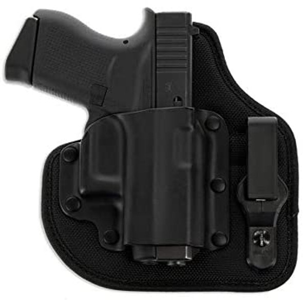 "Galco Quicktuk Cloud Holster Righ Hand Springfield XDS 3.3"" Nylon and Polymer."