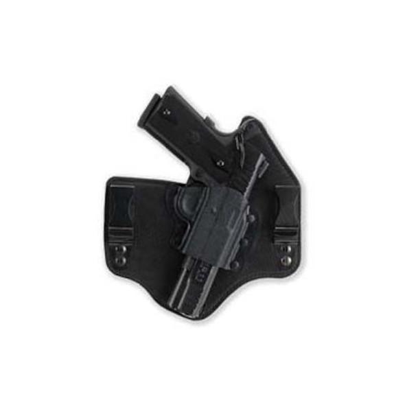 Galco KT224B Kingtuk Inside the Waistband Holster - RH, Black, fits Glock 17,19,22,23,26,27,31,32,33