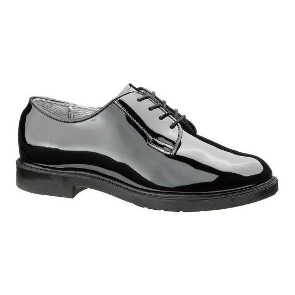 Bates High Gloss DuraShocks Oxford Shoes