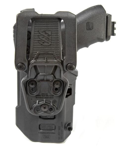 Blackhawk T-Series Holster L3D For Glock (RH) 17/19/22/31/45 & TRL - 44N600BWR