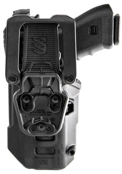 Blackhawk T-Series Holster L3D Glock 20/21/37/38 & S&W M&P 9/.40/.45 - 44N613BKR