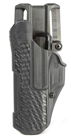Blackhawk T-Series Holster L2D Sig P320/P250/M17/M18 w/ TLR 1/2 (RH) - 44N261BWR