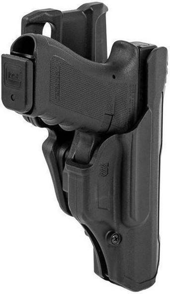 Blackhawk T-Series Holster L2D Sig P320/P250/M17/M18 (LH) - 44N161BKL