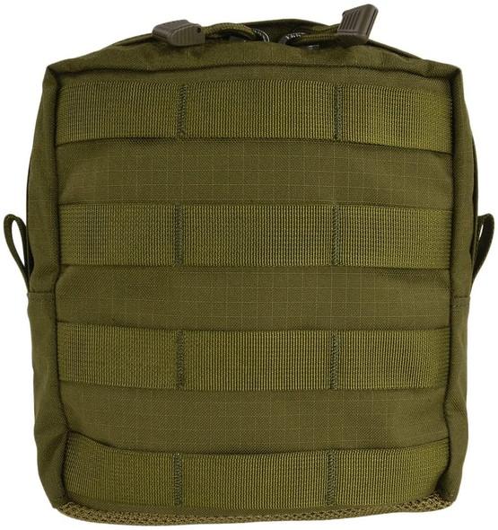 Blackhawk S.T.R.I.K.E. Utility Tactical Pouch w/ Zipper (Olive Drab) - 37CL60OD