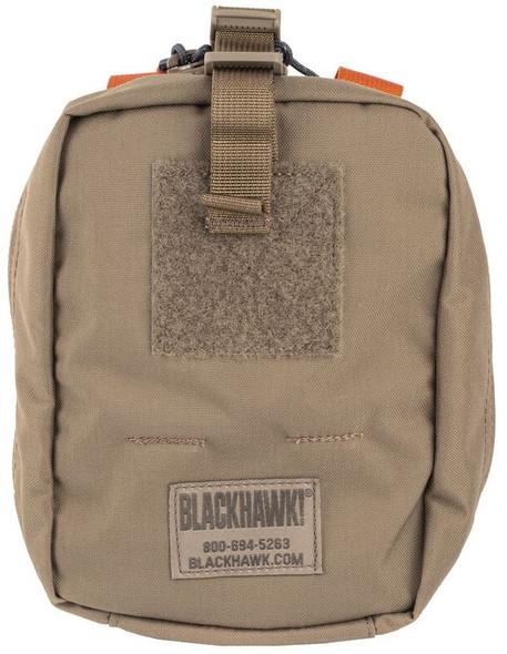 Blackhawk S.T.R.I.K.E. Quick Release Medical Pouch Molle Coyote Tan - 37CL116CT
