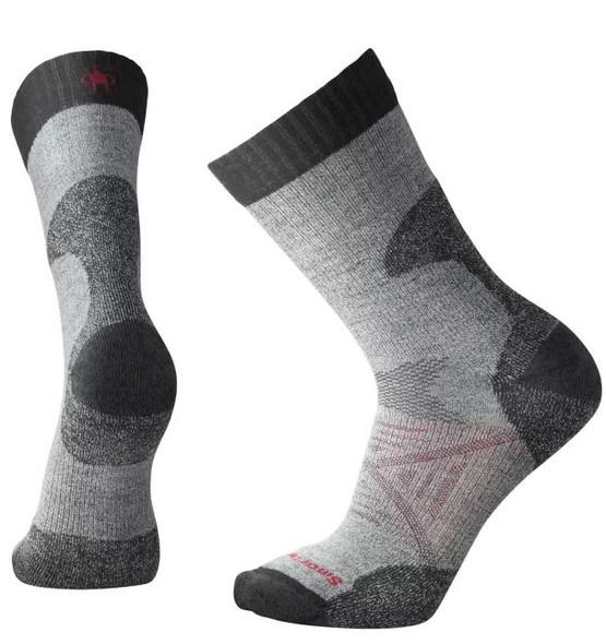 Smartwool Phd Prop Light Crew Socks, Medium Gray, M
