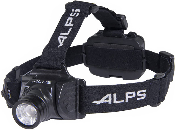 ALPS Mountaineering Torch 250 Lumen Headlamp w/ Cree LED Beam - 7764234