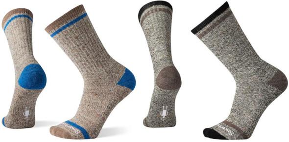 Smartwool Men's Larimer Crew Socks - SW000003
