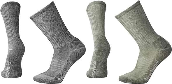 Smartwool Men's Hiking Light Crew Socks, Alpine Blue - SW0SW129