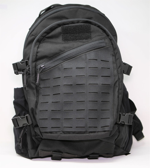 Eagle Industries Enhanced 3-Day Assault 500D Molle Backpack (Black) - R-A-III