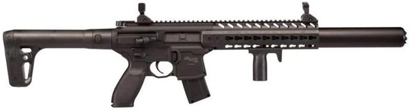 Sig Sauer MCX .177 CAL Co2 Powered (30 Rounds) 14x 24mm Scope Air Rifle