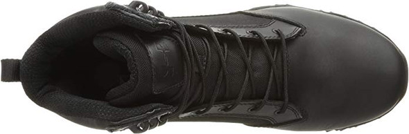 Under Armour Men's Stellar Tac Military & Tactical Boot, Black, Wide (2E) US