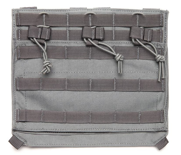 Eagle Industries Triple M4 Molle Front Flap Gray