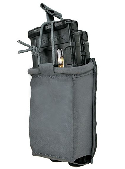 Eagle Industries HTS Style M4 Magazine Pouch, Gray