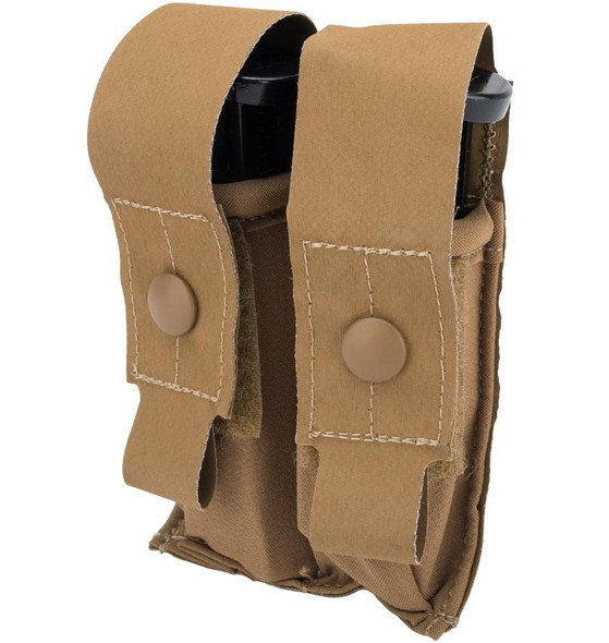 Eagle Industries HTS Double M9 Magazine Pouch, Coyote Brown