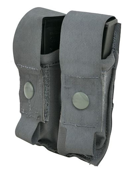 Eagle Industries HTS Double M9 Magazine Pouch, Gray