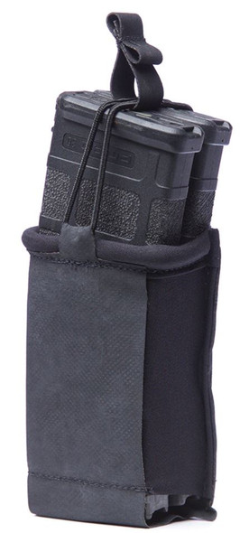 Eagle Industries HTS Style M4 Magazine Pouch, Black