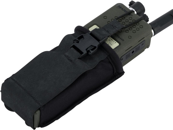 Eagle Industries HTS MBITR Radio Pouch, Black