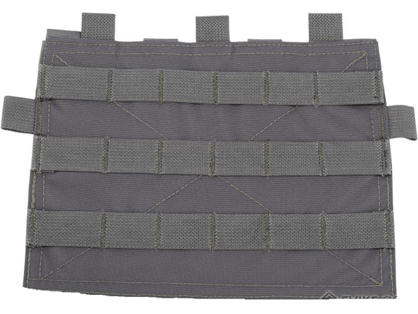 Eagle Industries Molle Front Flap, Gray - R-AERO-RFF-MS-TS-5GR