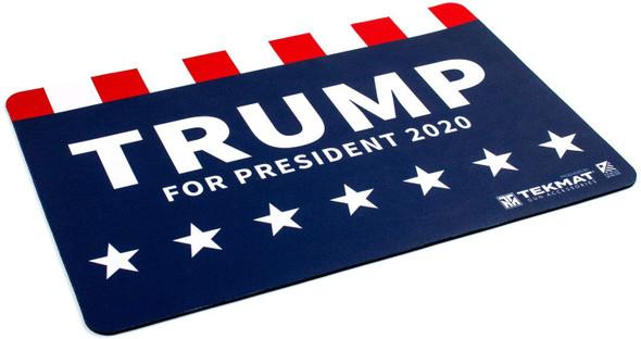 "TekMat Trump for President 2020 11""x17"" Gun Cleaning Mat - TEK-17-TRUMP-2020"