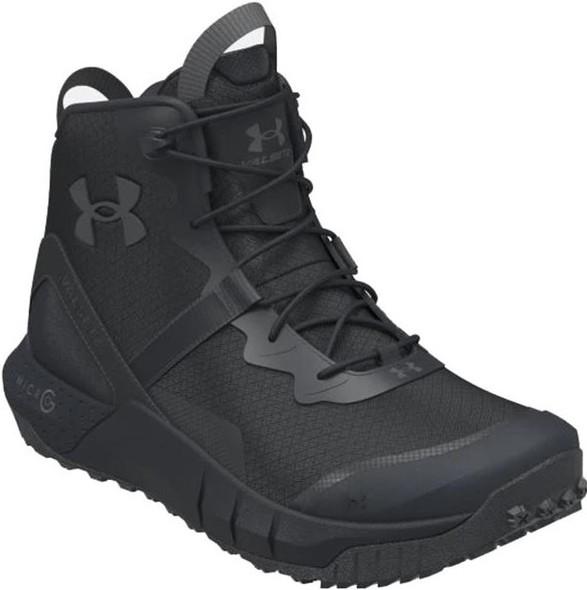 Under Armour Micro G Valsetz Mid Men's Wide (4E) Tactical Boots - 3023745