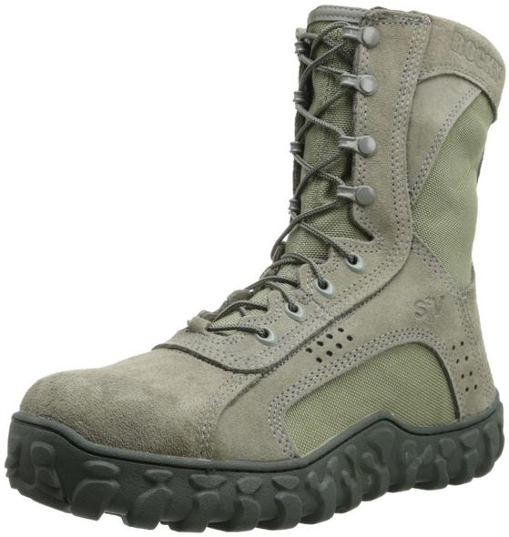 Rocky Men's S2V Work Boot,Sage,12.5 M US
