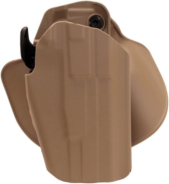Safariland 578-83-551 Pro-Fit GLS Holster (Standard), Size 1, Flat Dark Earth, Right Hand
