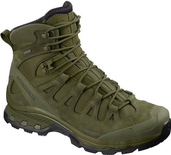 Salomon Quest 4D GTX Forces 2 EN Men's Tactical Boot, Ranger Green