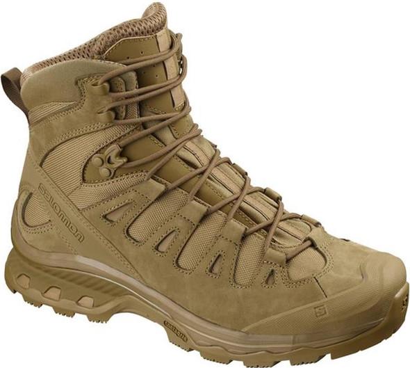 Salomon Quest 4D Forces 2 Men's Tactical Boot, Coyote - L40943300