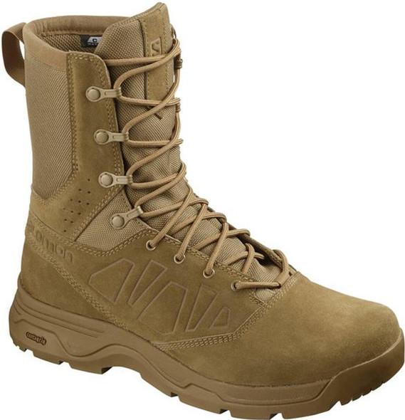 Salomon Guardian CSWP AR 670-1 Men's Wide Tactical Boot, Coyote